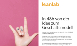 Leanlab-hannover.de thumbnail