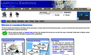 Learnabout-electronics.org thumbnail