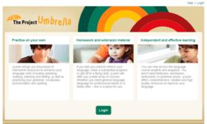 Learner.theprojectumbrella.com thumbnail