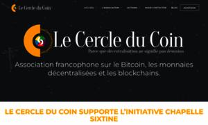 Lecercleducoin.fr thumbnail