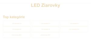 Led-store.sk thumbnail