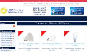 Ledchoice.co.uk thumbnail