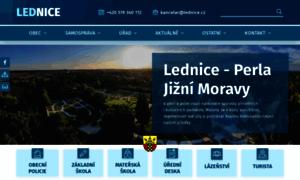Lednice.cz thumbnail