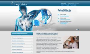 Legeartis.bialystok.pl thumbnail