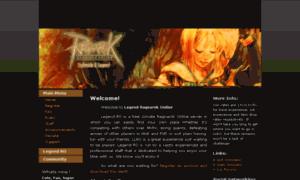 Legendro.net thumbnail