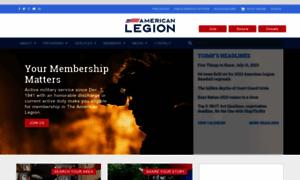 Legion.org thumbnail