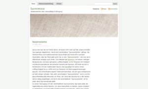 Leinenpflege.de thumbnail