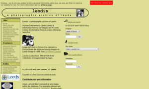 Leodis.net thumbnail