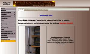 Lescopeaux.asso.fr thumbnail