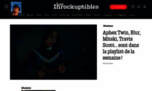 Lesinrocks.com thumbnail