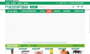 Leso-torg.ru thumbnail