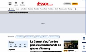 Lessorsavoyard.fr thumbnail