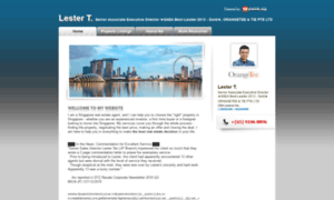 Lestertan.myweb.sg thumbnail