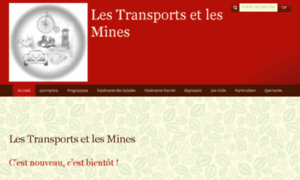 Lestransportsetlesmines.e-monsite.com thumbnail