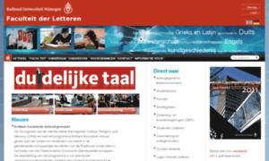 Let.kun.nl thumbnail