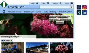 Leverkusen.de thumbnail