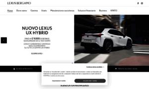 Lexus-bergamo.it thumbnail