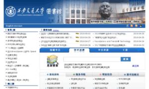 Lib.xjtu.edu.cn thumbnail