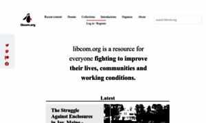 Libcom.org thumbnail
