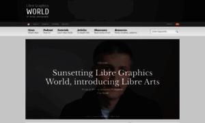Libregraphicsworld.org thumbnail