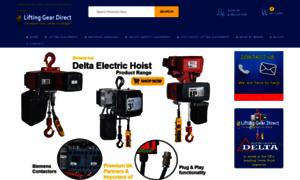 Liftinggeardirect.co.uk thumbnail