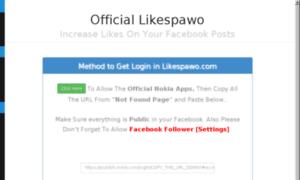 Likespawo.ga thumbnail