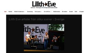 Lilitheve.se thumbnail