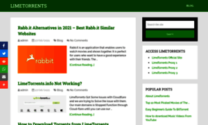 Limetorrents.online thumbnail