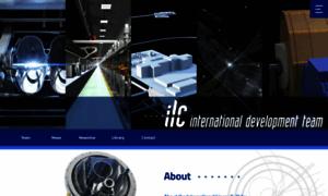 Linearcollider.org thumbnail