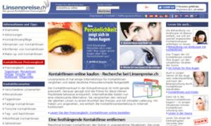 Linsenpreise.ch thumbnail