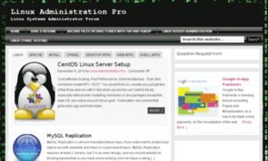 Linux-administration-pro.com thumbnail