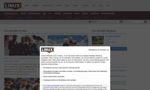 Linux-magazin.de thumbnail