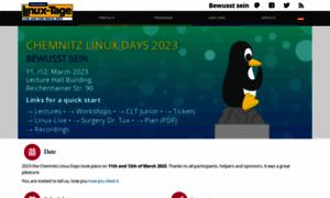 Linux-tage.de thumbnail