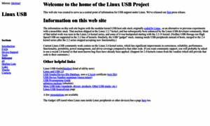 Linux-usb.org thumbnail