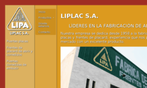 Liplac.com.ar thumbnail