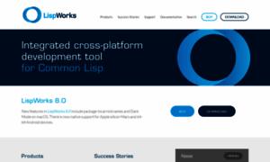 Lispworks.com thumbnail