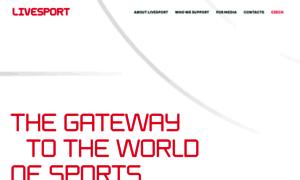 livesport.eu - Firemní web Livesportu | Livesport.eu