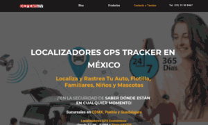 Localizadorgpstracker.com.mx thumbnail