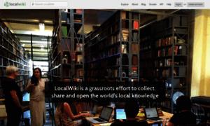 Localwiki.org thumbnail