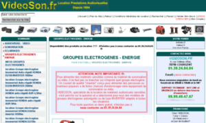 Location-groupe-electrogene-paris.fr thumbnail