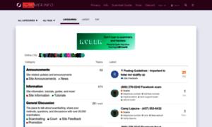 Logon.info thumbnail
