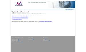 Loket.rechtspraak.nl thumbnail