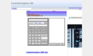 lommeregner online