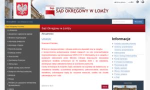 Lomza.so.gov.pl thumbnail
