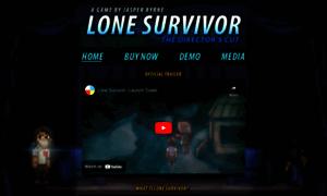 Lonesurvivor.co.uk thumbnail
