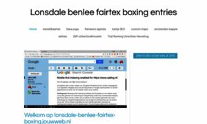 Lonsdale-benlee-fairtex-boxing.jouwweb.nl thumbnail