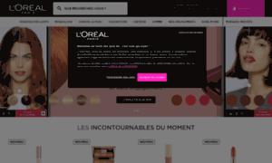 Lorealparis.fr thumbnail