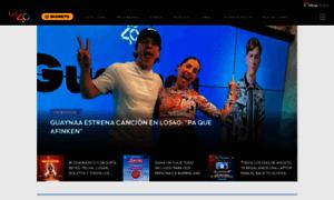 Los40.com.mx thumbnail