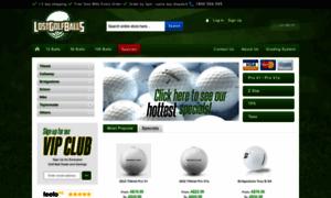 Lostgolfballs.com.au thumbnail