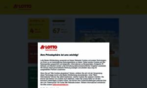 Lotto-bw.de thumbnail